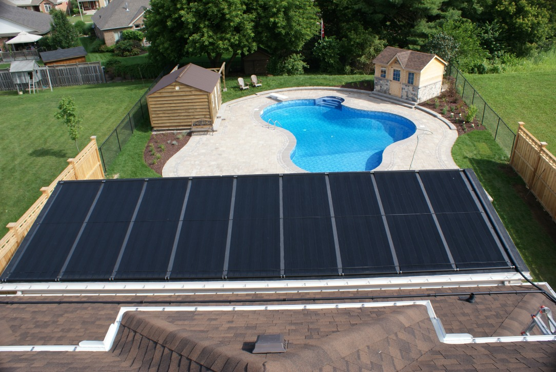 Key information on installing pool heaters to your - Heated swimming pool running costs ...