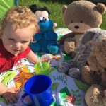 My Sons First Teddy Bear's Picnic